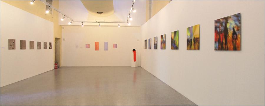 retrospective Raymond Martinez at the Espace  Van Gogh